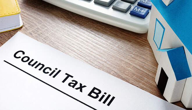 Our budget and your council tax