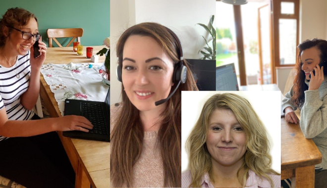 Thoughts from our Telephone Befriending and Shielding service staff