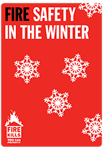 Cover image for Fire safety in the winter