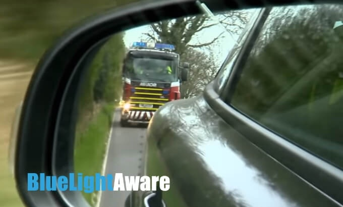 Blue Light Aware campaign image