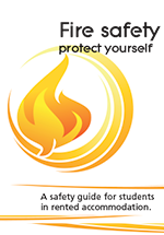 Cover image for A safety guide for students in rented accommodation