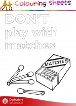 Cover image for Don't Play With Matches