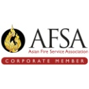 Asian Fire Service Association - corporate member logo