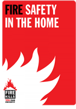 Cover image for Fire safety in the home