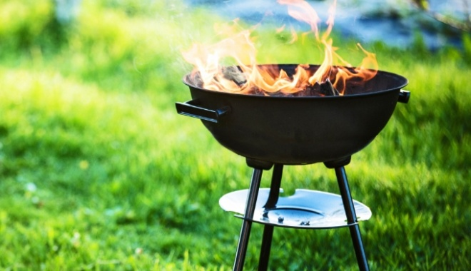BBQ Safety - Advice on coal and gas barbecues
