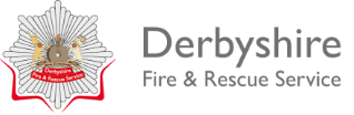 Derbyshire Fire and Rescue Service logo